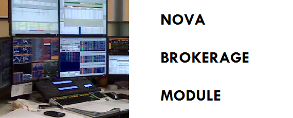 Nova Brokerage Software